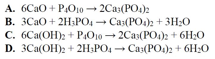 W celu otrzymania fosforanu(V) wapnia przeprowadzono dwuetapowe doświadczenie…