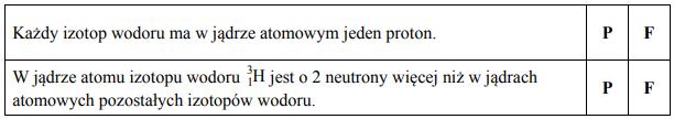 Wodór występuje w przyrodzie w postaci trzech izotopów: prot, deuter, tryt.