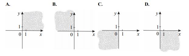 Na którym rysunku zakropkowana część płaszczyzny zawiera środek odcinka KL?