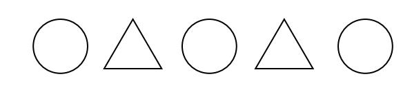 Jaki procent narysowanych figur stanowią okręgi?