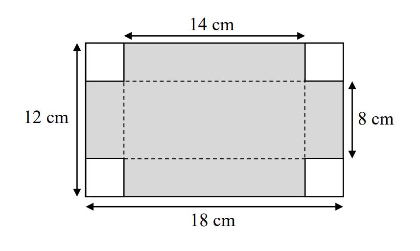 Jaką wysokość ma to pudełko?