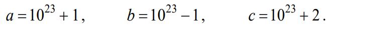 Które z tych liczb są podzielne przez 3?